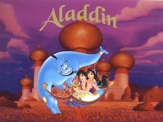 Аладдин и король разбойников/Aladdin and the King of Thieves/1995/DVDRip