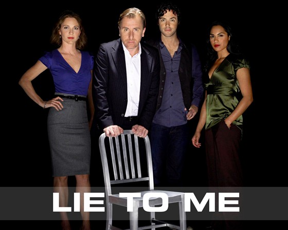 Теорія Брехні (Lie To Me)