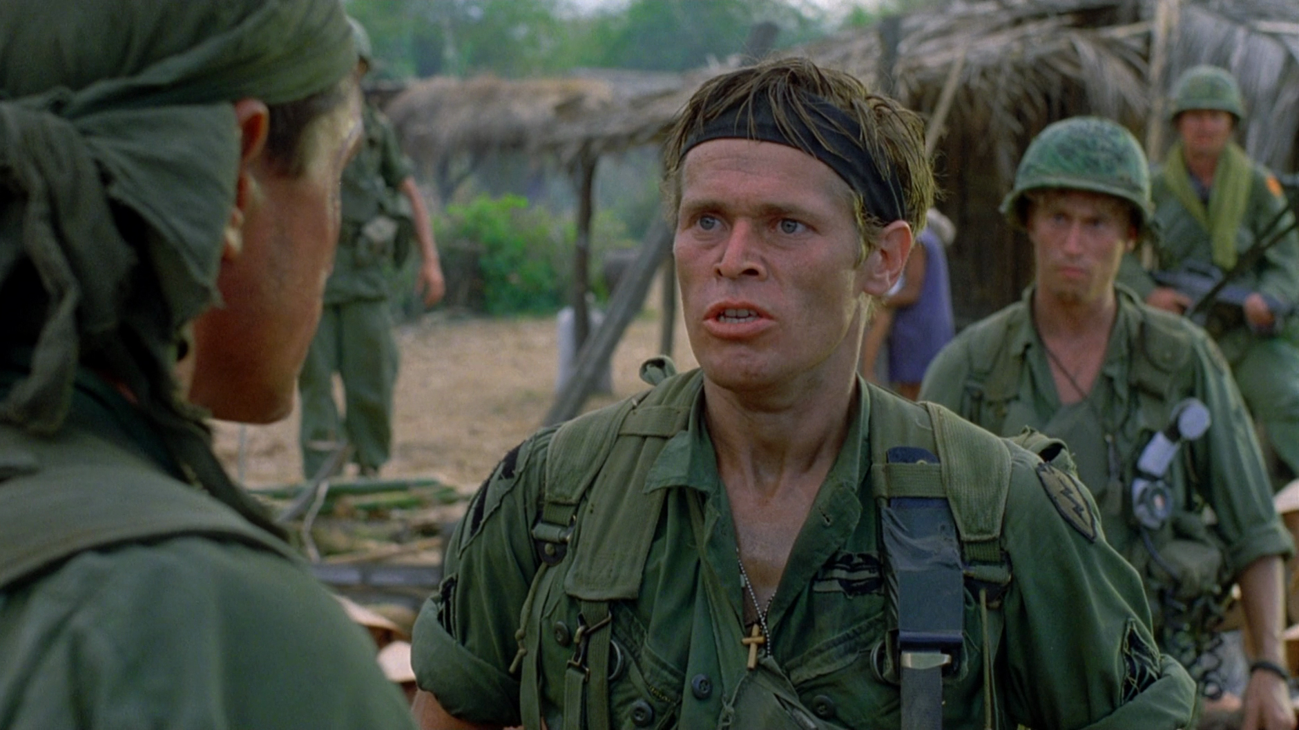 a brief summary and the theme of vietnam war in the film platoon by oliver stone Archives | film: the vietnam war in stone's 'platoon' search battleground - platoon, written and directed by oliver stone director of photography.