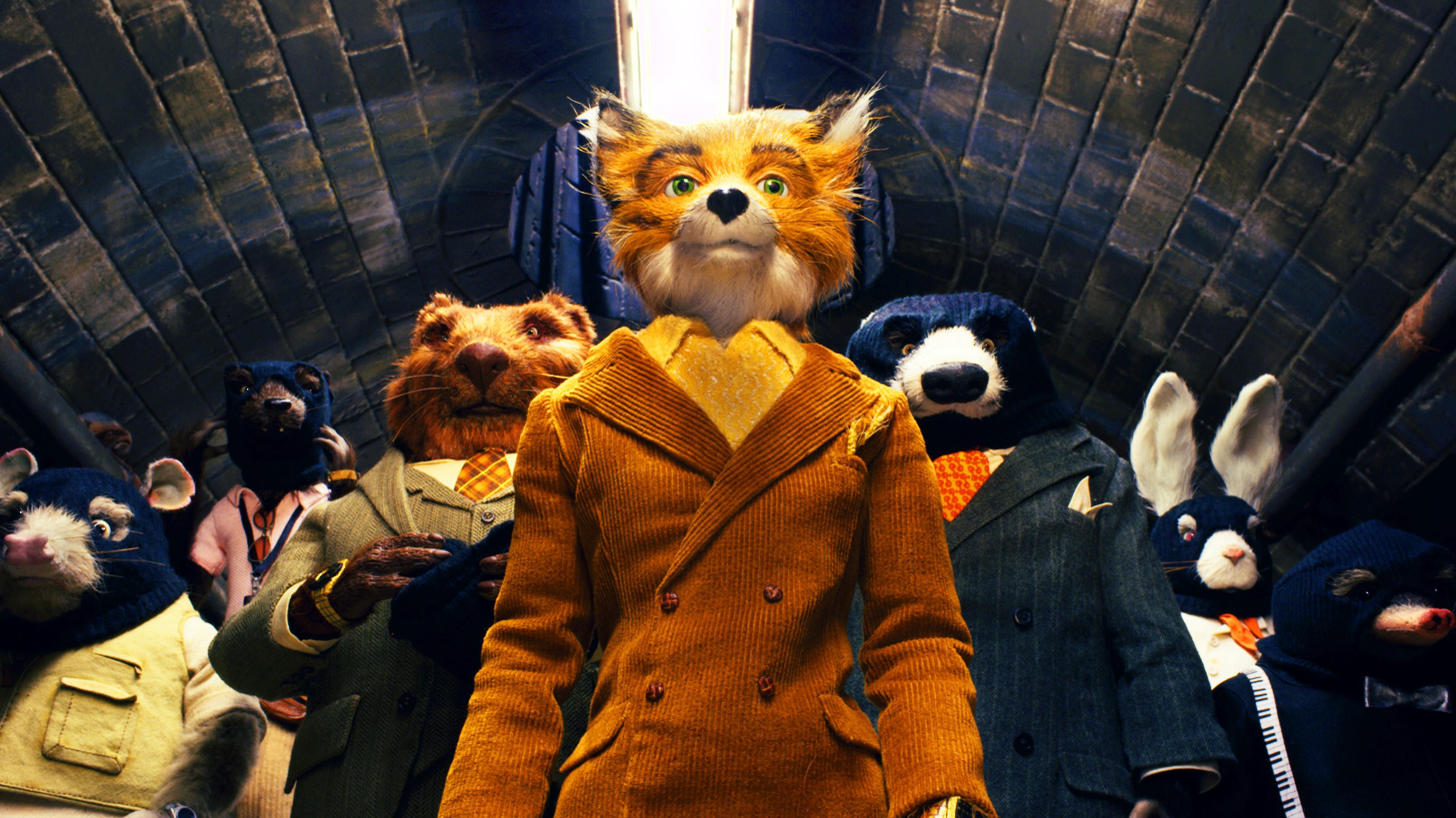 «Бесподобный мистер Фокс» / 20th Century Fox