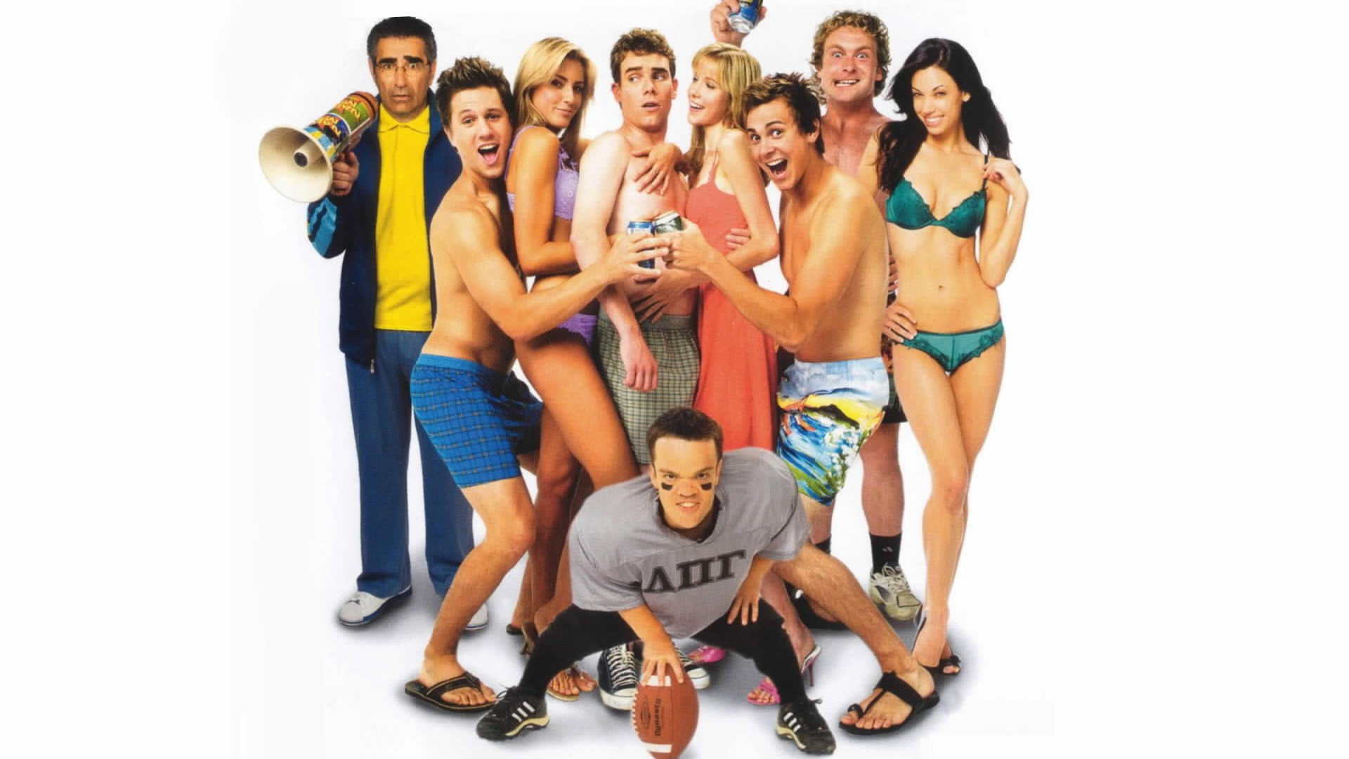American pie presents the naked mile original picture dvd, music media, cds, dvds other media on carousell