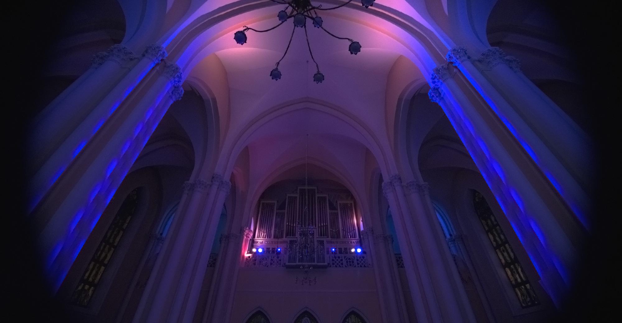 «Органный вечер в соборе»