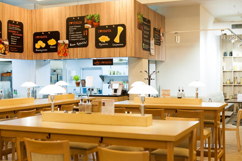 Ресторан Кухня Полли. Москва Бирюлевская, 38, стр. 3