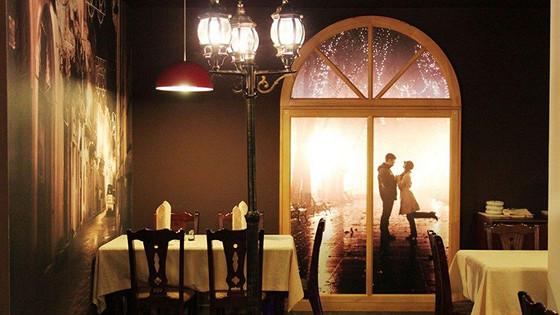 Кафе Красный факел. Новосибирск Ленина, 19
